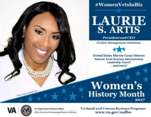 2017 Women's History Month Recognition