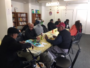 """Access Housing Veterans Thanksgiving Meal."""