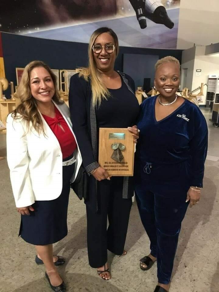 Veterans in Business Network honors Laurie Sayles